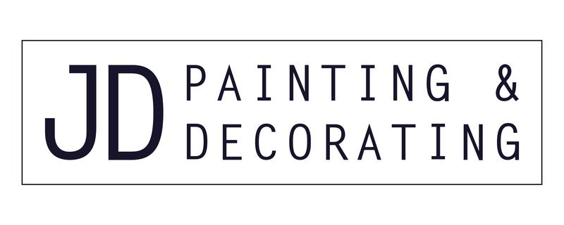 JD Painting & Decorating logo