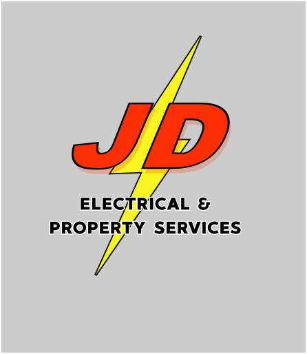 JD Electrical & Property Services logo