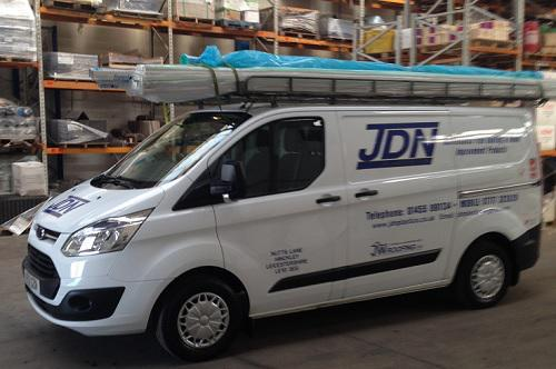 JDN Plastics logo