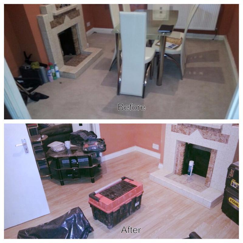Image 18 - laminate floor