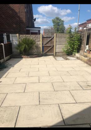 Image 20 - jet washing service - after