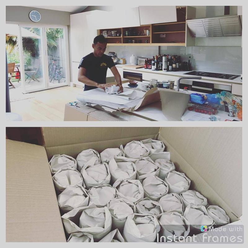 Image 9 - Packing the kitchen fragile