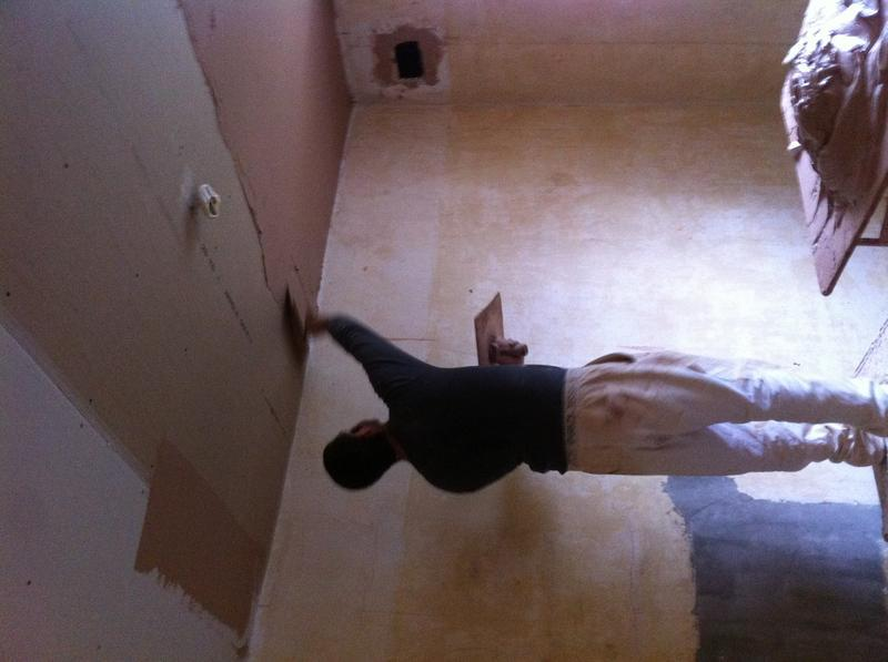 Image 23 - Ceiling plastering