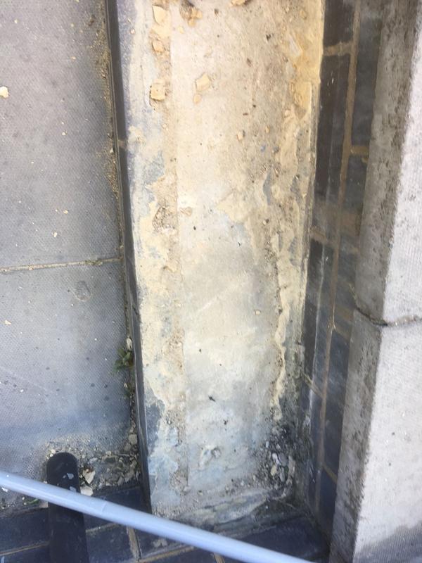 Image 11 - Repair to steps