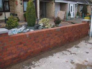Image 153 - Brick work