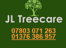 JL Tree Care logo