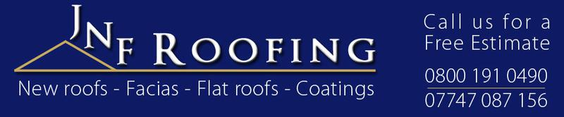 JNF Roofing Ltd logo
