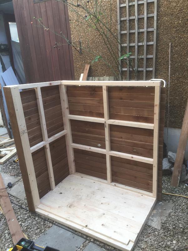 Image 20 - Bespoke shed construction.