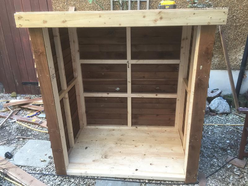Image 21 - Bespoke shed construction .