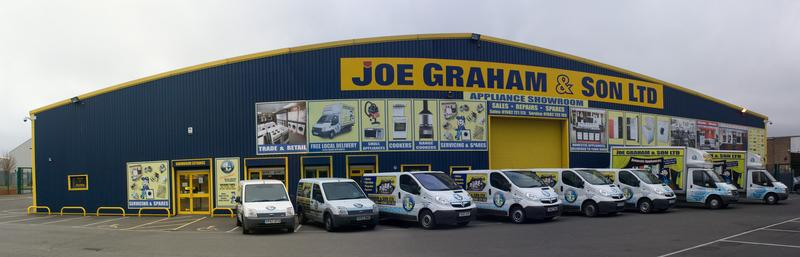 Image 1 - Joe Graham Wharehouse
