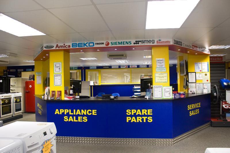 Image 5 - Sales Desk