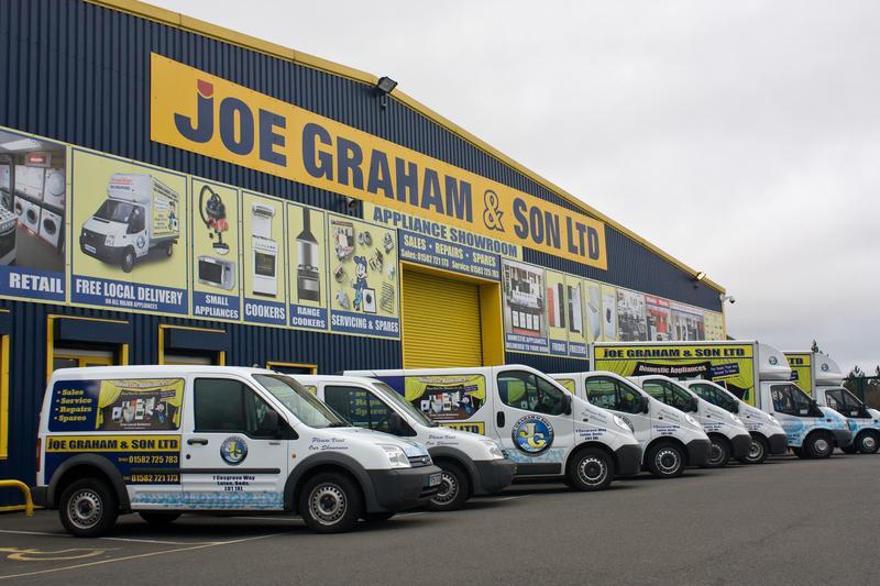 Image 6 - Joe Graham Fleet of vehicles