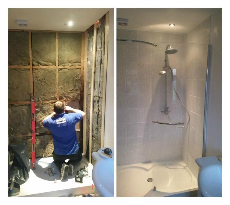Image 27 - Full shower room refurbishment