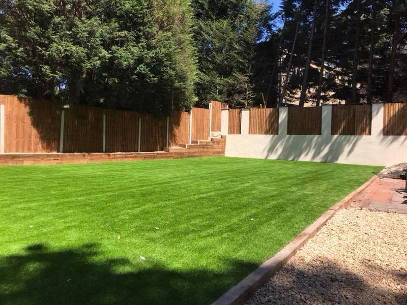 Image 229 - Garden refurb - Salford - Complete
