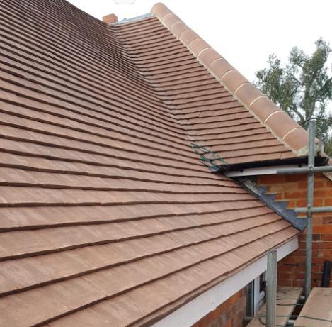 JP Roofing & Home Improvements logo