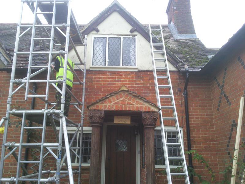 Image 14 - Restored cottage.