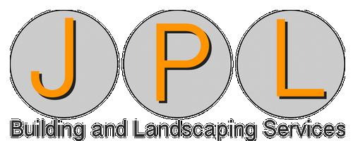JPL Building and Landscaping logo