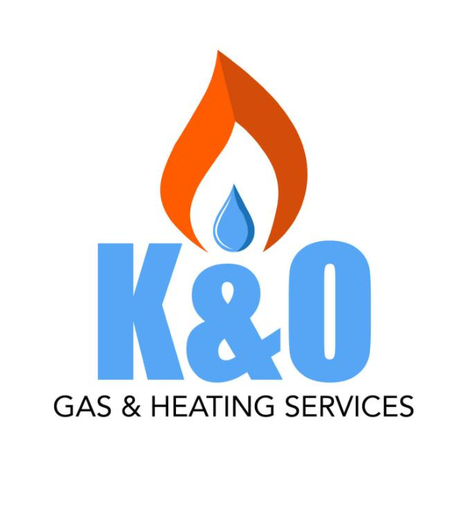 K and O Gas and Heating Ltd logo