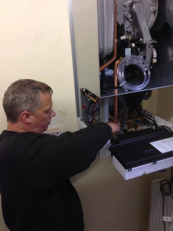 Image 5 - Boiler repair and service in St Albans