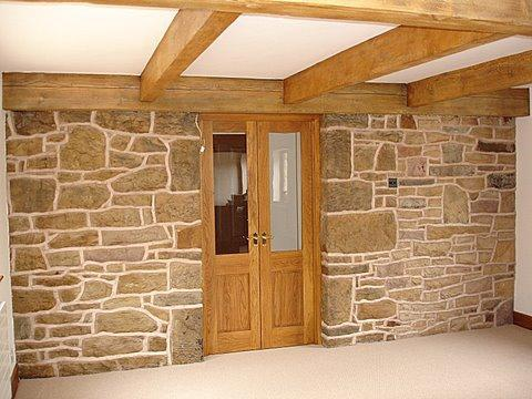 Image 12 - Stone wall repairs