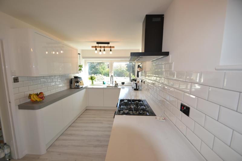 Image 23 - Wren Kitchen Installation, Beckenham, March 2020