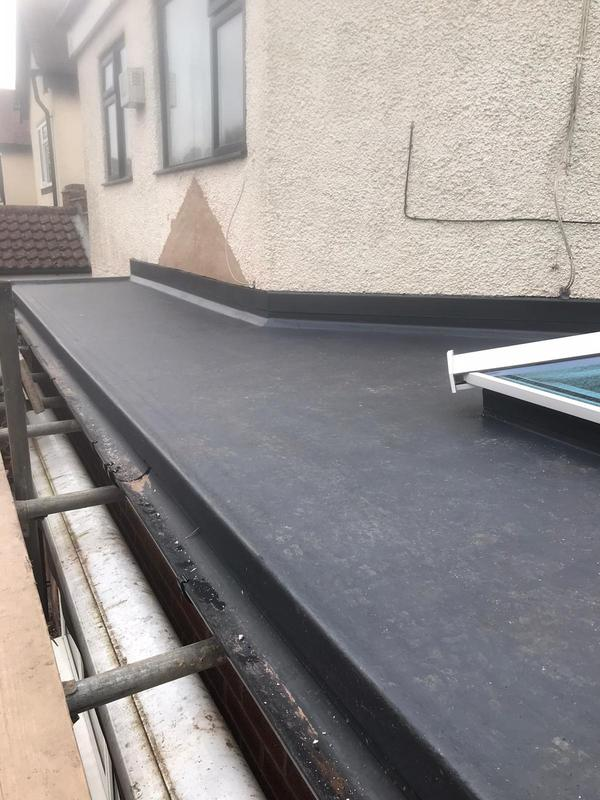 Image 6 - GRP roof covering replacement
