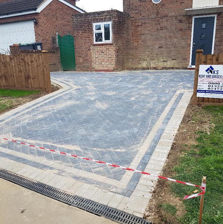 Image 9 - New driveway tonbridge