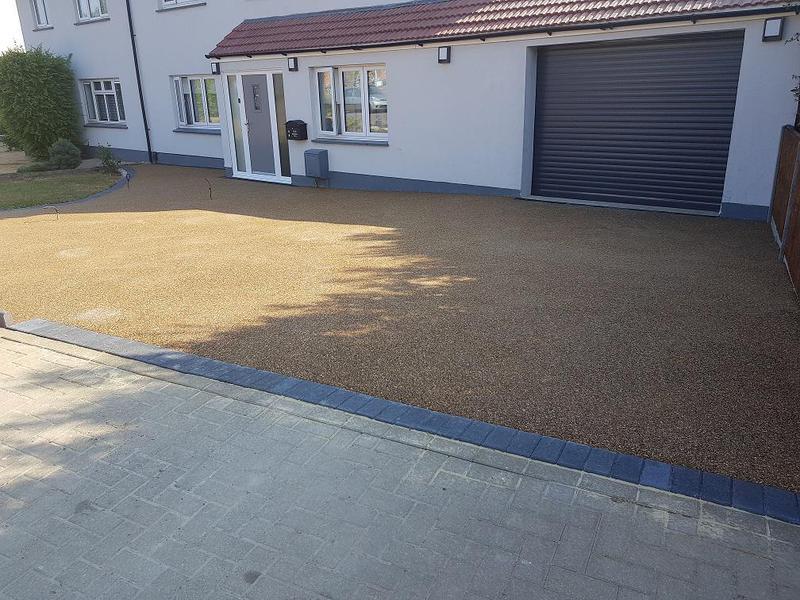 Image 9 - New resin driveway chiselhurst