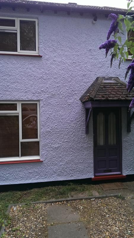 Image 9 - Exterior render painted in Kettering