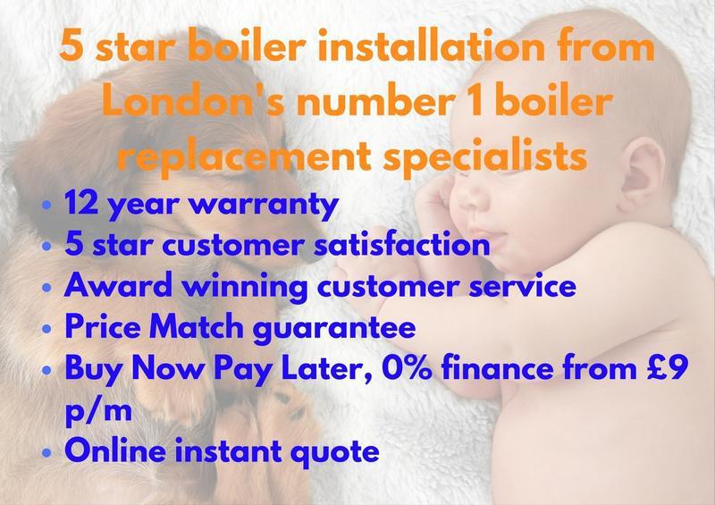 Image 2 - 5 star boiler installation