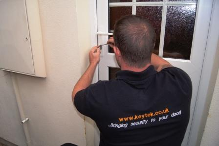 Image 2 - Locked out? Our specially trained engineers can help.