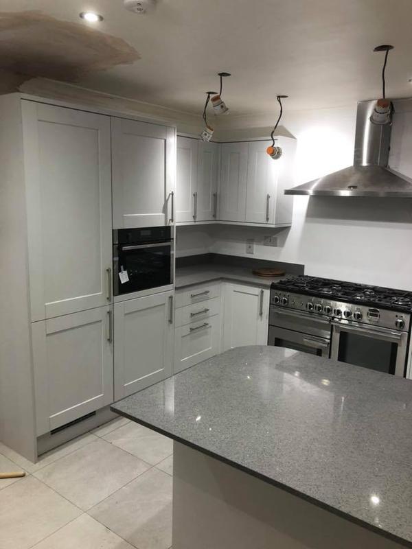 Image 25 - full kitchen refurbishment