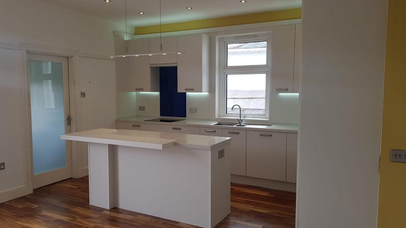 Image 1 - Kitchen refurb Bearsden