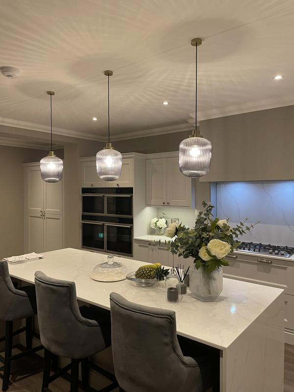 Image 3 - Installation of downlights and pendants