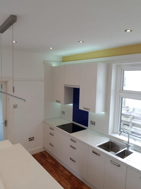 Image 2 - Kitchen refurb Bearsden