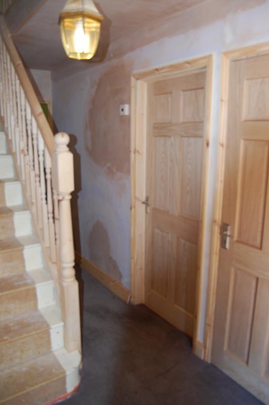 Image 25 - New doors & balustrade