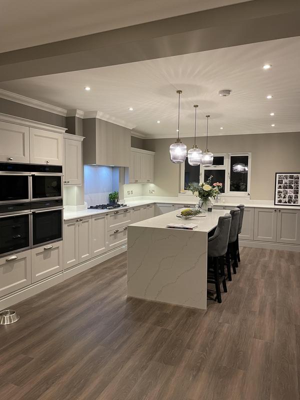 Image 1 - Full kitchen rewire