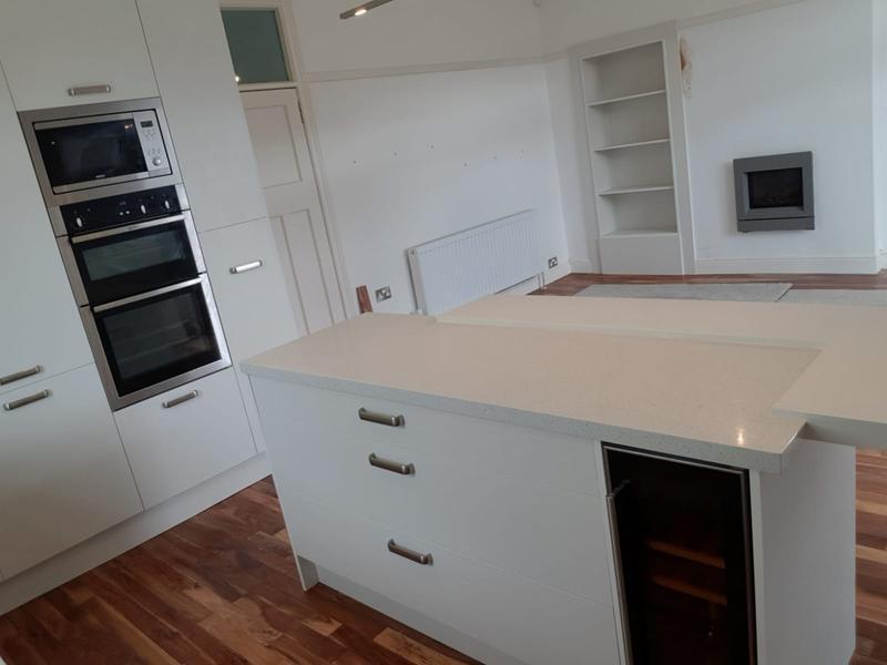 Image 4 - Kitchen refurb Bearsden