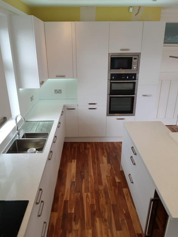 Image 5 - Kitchen refurb Bearsden