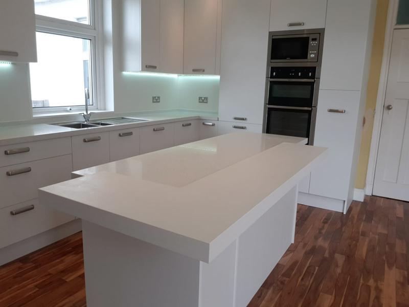 Image 6 - Kitchen refurb Bearsden