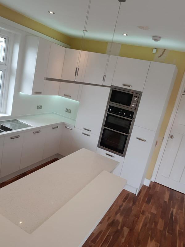 Image 8 - Kitchen refurb Bearsden