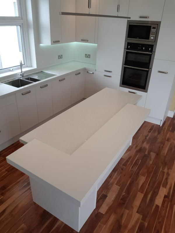 Image 9 - Kitchen refurb Bearsden