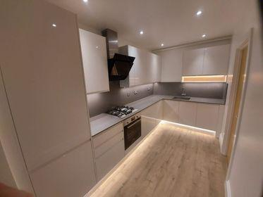 Image 46 - Kitchen renovation, Old Street, N1 6EU