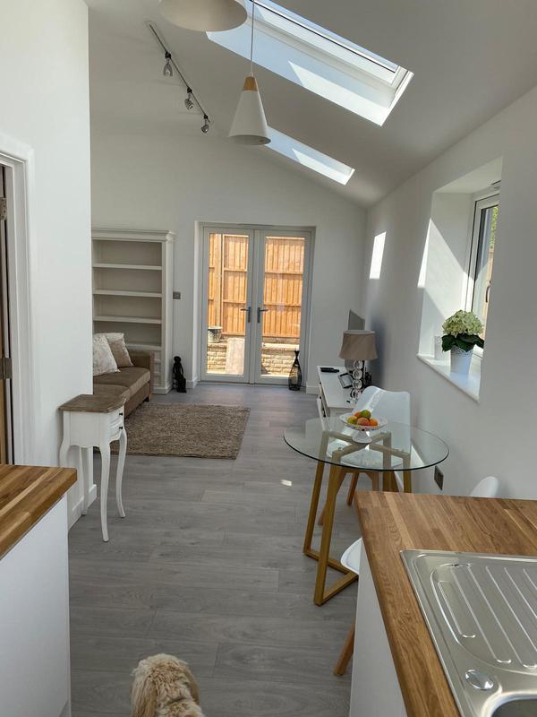 Image 110 - New Build Annex - Kitchen Diner