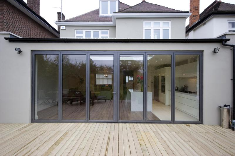 Image 47 - Bi-folds bring the world into your home.www.conservatorymakeovers.com