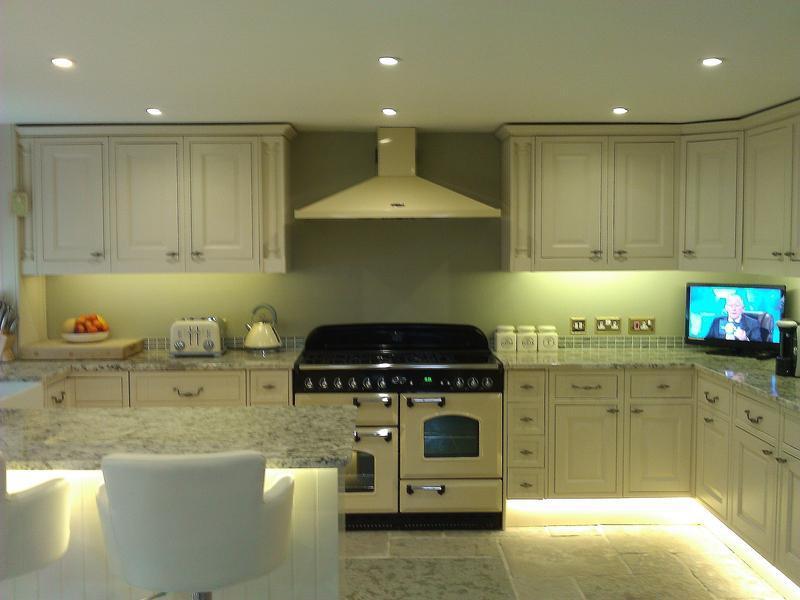 Image 5 - LED under cupboard kitchen lighting