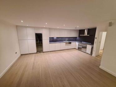Image 37 - Kitchen refurb - underfloor heating, engineered wood flooring, new kitchen units and appliances, stone ceramic worktop, new lights and LED strips in Bermondsey