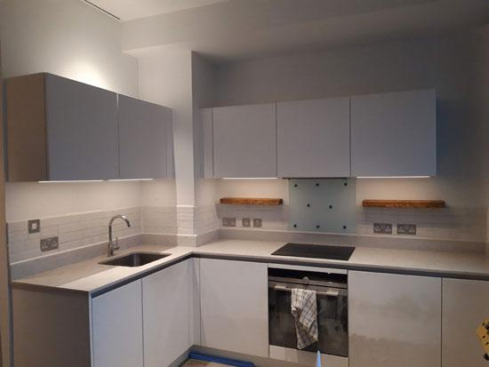 Image 1 - Stone Tiling in Kitchen