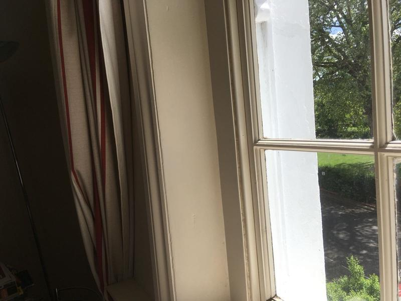 Image 22 - Blistered windows