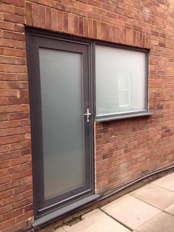 Image 29 - Aluminium Door Re-spray